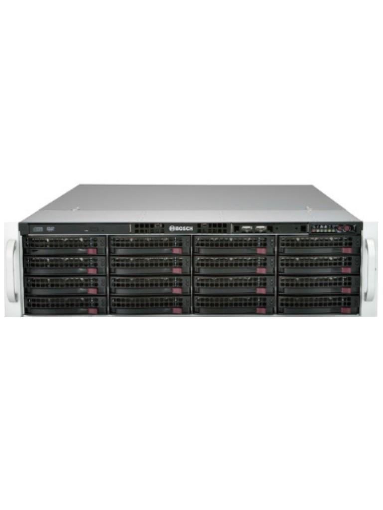 BOSCH V_DIP61F616HD- DIVAR 6000 DE 3U CON 16 HDD DE 6TB/ VRM HASTA 128 CANALES DE ALMACENAMIENTO
