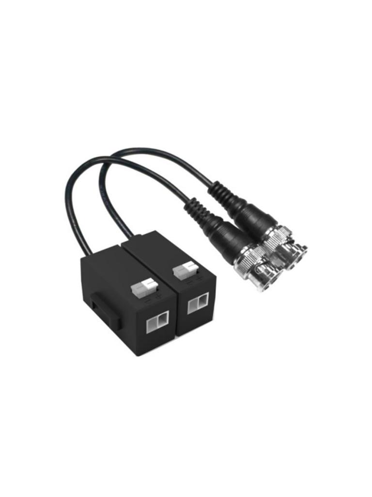 DAHUA PFM800E - PAR DE TRANSCEPTORES PASIVOS HDCVI 1080P/ TRANSMISION DE VIDEO A 250 METROS 1080P/ 400 METROS 720P/