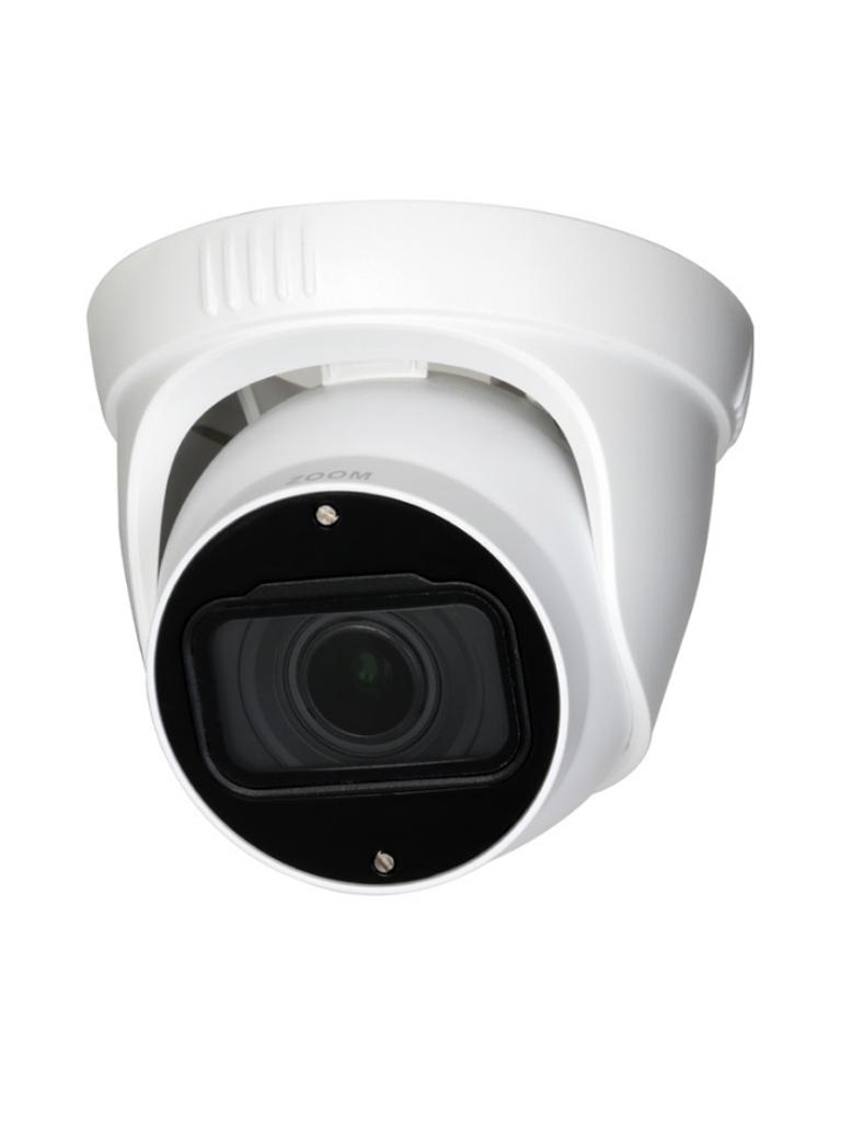 DAHUA COOPER T3A21VF - Camara domo  HDCVI  1080p / TVI / A HD / CVBS / Lente varifocal 2.7 a 12 mm / Smart ir 30  Mts / IP67 / DWDR