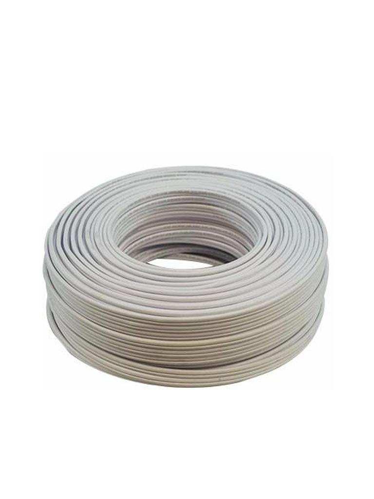 TVC CB20M - Cable bujia o doble aislado para cercos electricos YONUSA / Multifilar 22  AWG / Bobina de 20  Mts