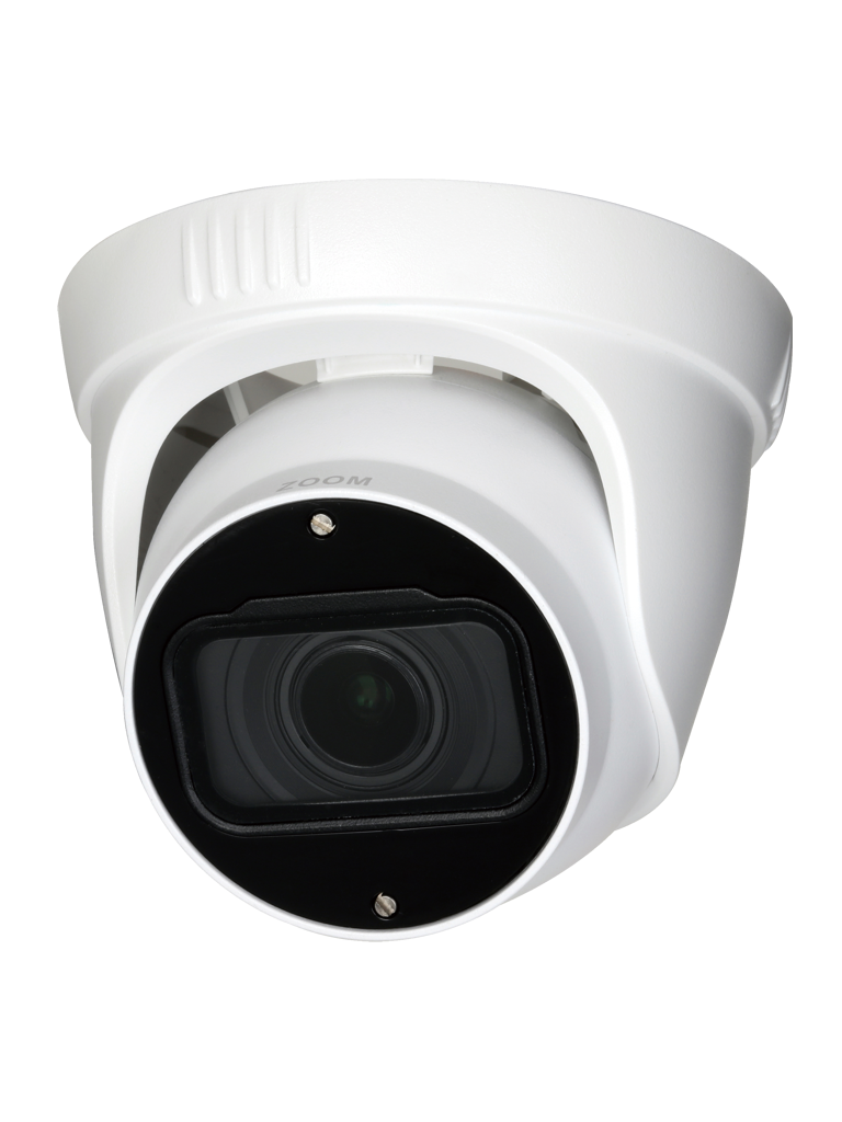 DAHUA COOPER T3A41VF - Camara domo  HDCVI 4 MP / TVI / A HD / CVBS / Lente varifocal 2.7 a 12 mm / Smart ir 30  Mts / IP67 / DWDR