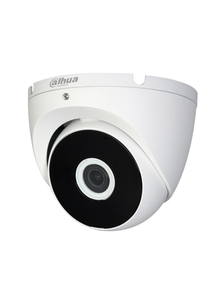 DAHUA COOPER T2A41 - Camara domo  HDCVI 4 MP / TVI / A HD / CVBS / Lente 2.8 mm / Smart ir 20  Mts / IP67 / Apertura lente 97 grados / Metalica