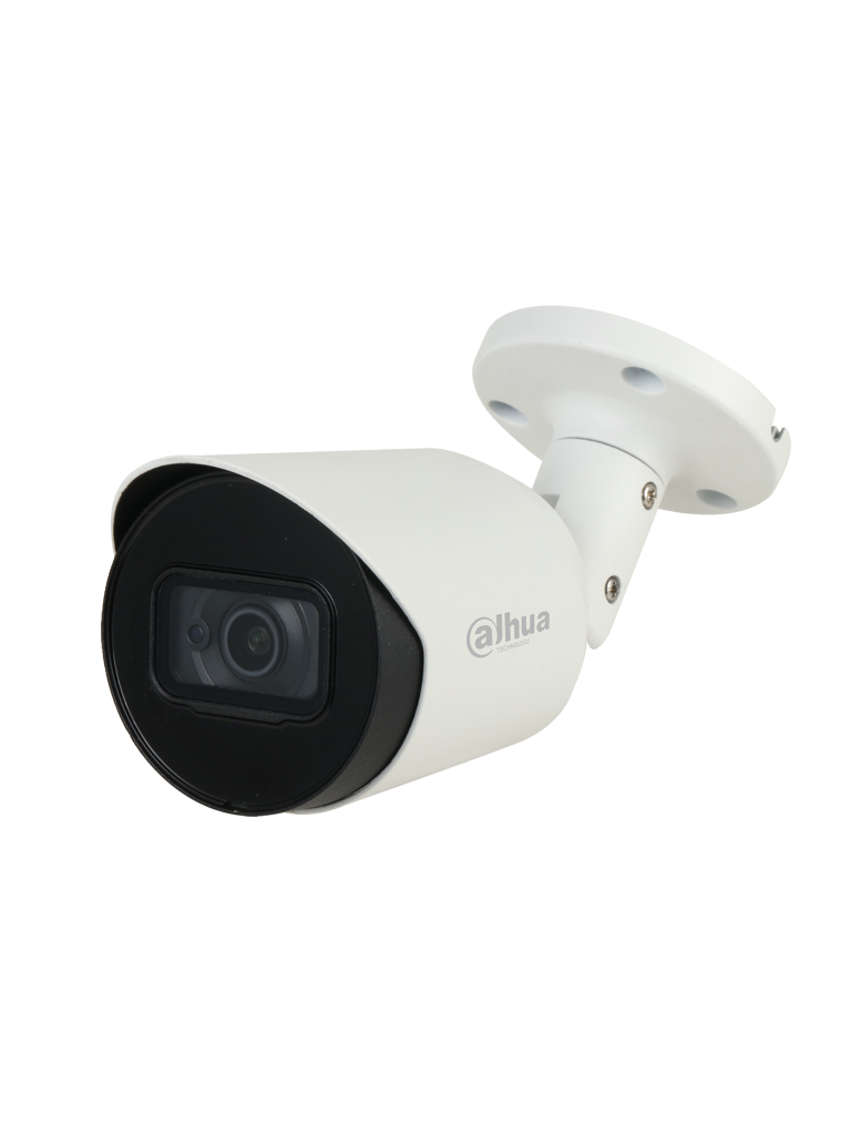 DAHUA HFW1801TA - Camara bullet 4K con audio integrado / Lente de 2.8  mm / WDR Real / Ir 30  Mts / CVI-TVI-A HD-CVBS / IP67 / Metalica