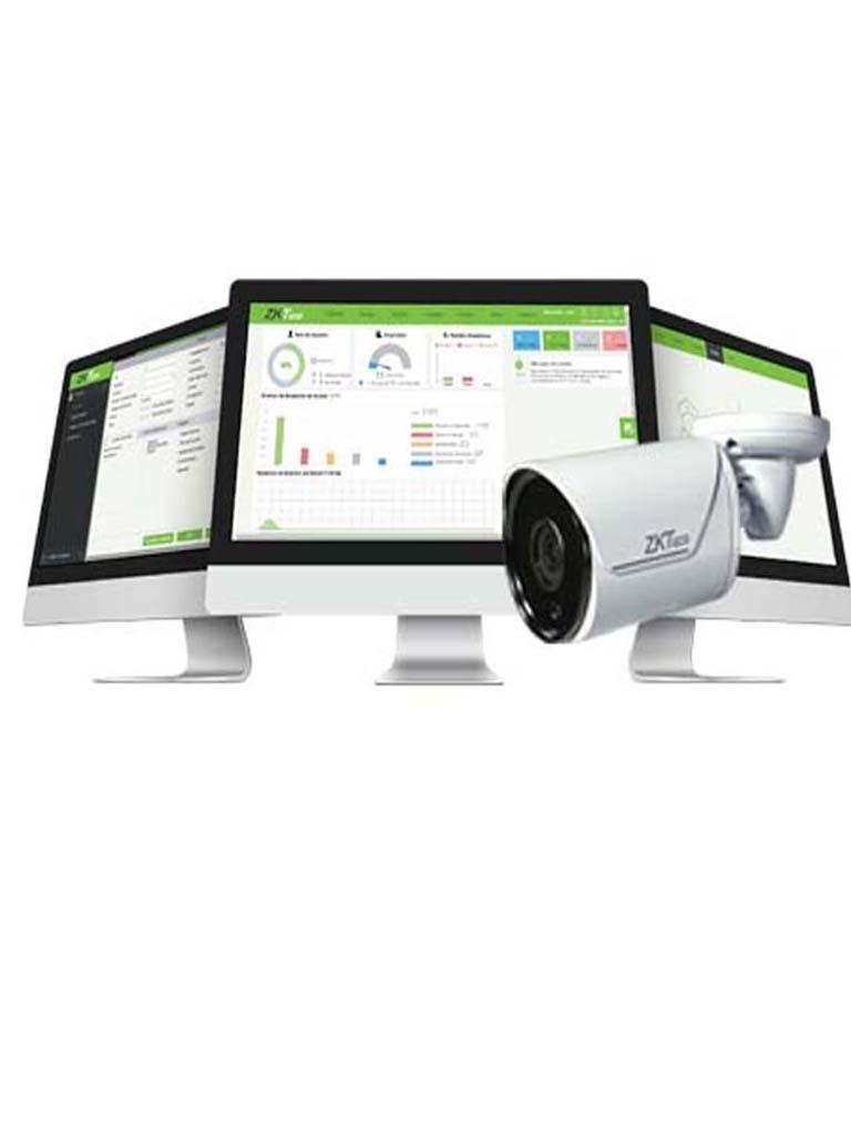 ZK ZKBSVIDP43Y - Modulo de video para Biosecurity / Soporta hasta 4 canales / ONVIF / 3 Años