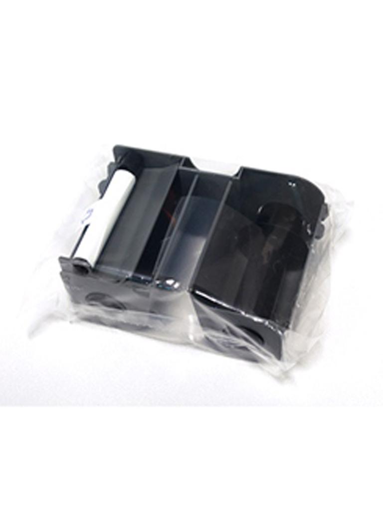 HID CINTA45100 - Cinta para impresion de 250 tarjetas / Credencializacion de personal / Tinta   YMCKO / Compatible con impresora DTC4250E