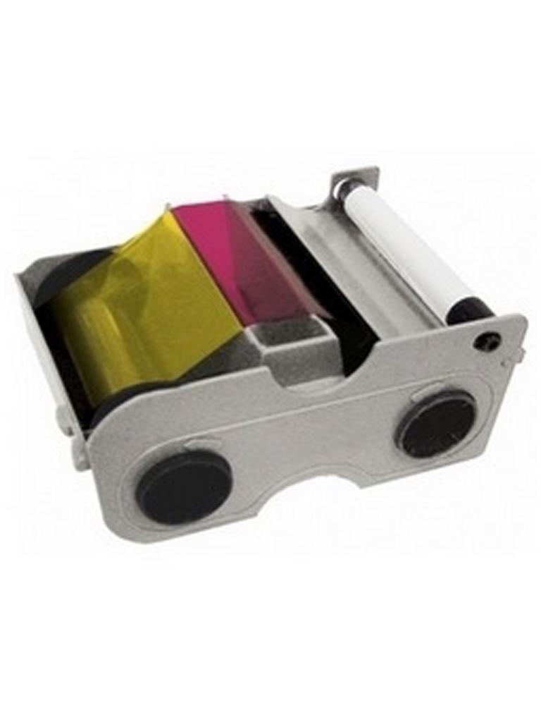 HID CINTA45110 - Cinta para impresion de 200 credenciales / Tinta    YMCKOK / Compatible para impresora DTC4250E