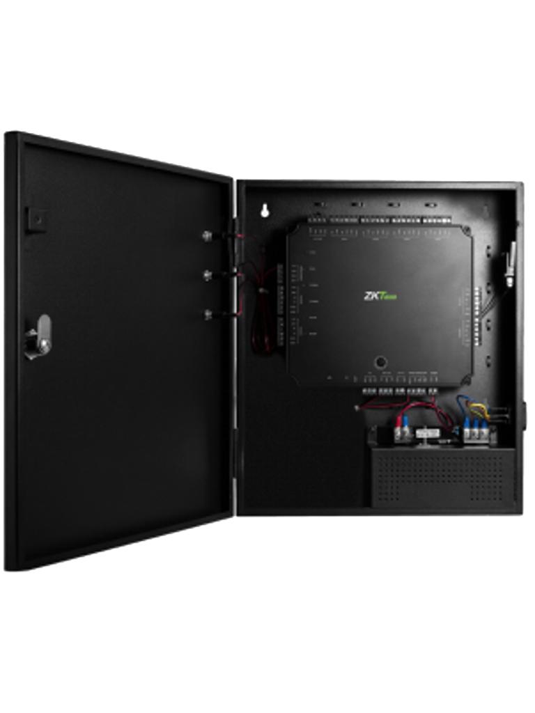 ZKTECO ATLAS100B - Control de Acceso para 1 puerta / Interfaz WEB / 5,000 Tarjetas / 10,000 Eventos / Con Gabinete (Próximamente)