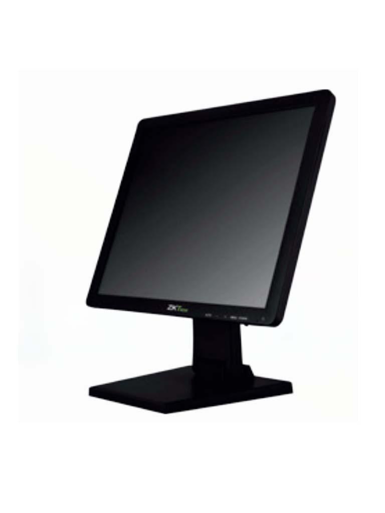 ZKTECO ZKD1702 - Monitor Touch Adicional de 17 Pulgadas para Punto de Venta