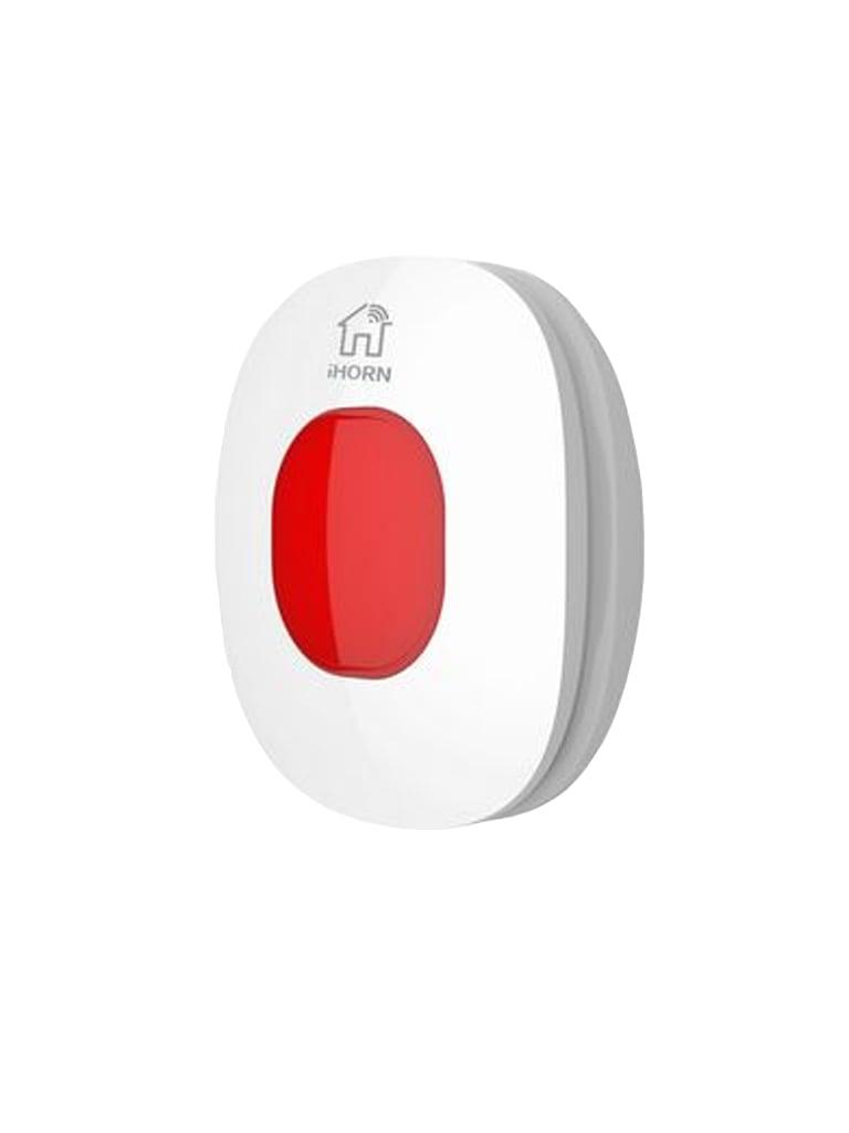 IHORN HO02AF - Boton de panico / Compatible con panel de alarma ND1 y N8003