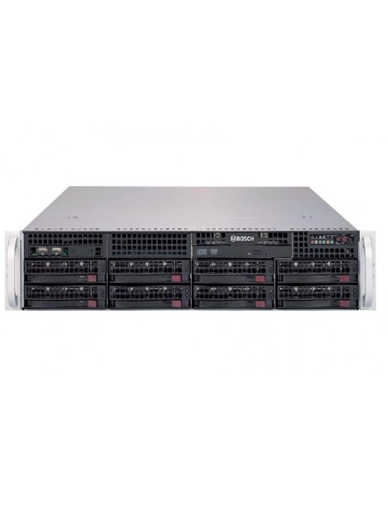BOSCH V_DIP728C8HD- DIVAR IP 7000 AIO/ 2U/ HASTA 256 CANALES/8 HDD 12TB.