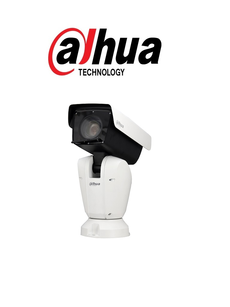 DAHUA PTZ12248VIRB- CAMARA IP PTZ PUNTA DE POSTE STAR LIGHT 1080P 48X ZOOM OPTICO/ AUTOTRACKING/ IVS/ IR 450 MTS/ IP66/