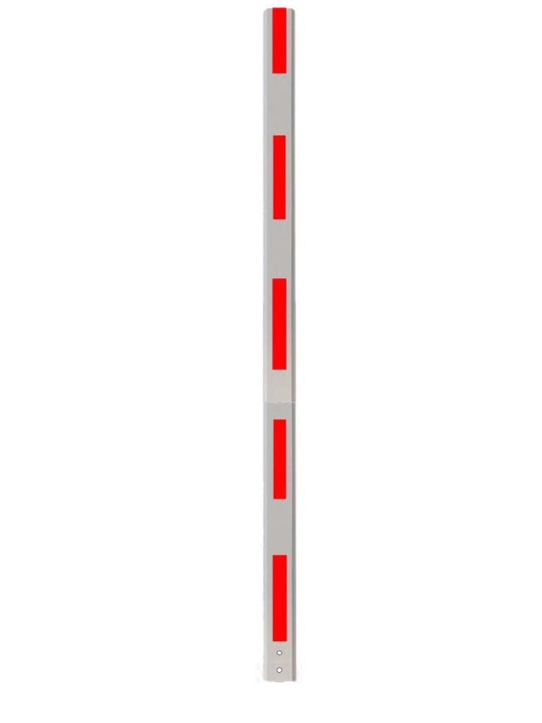 WEJOIN ARM45 - Brazo recto de 4.5 metros para barrera de 3 segundos