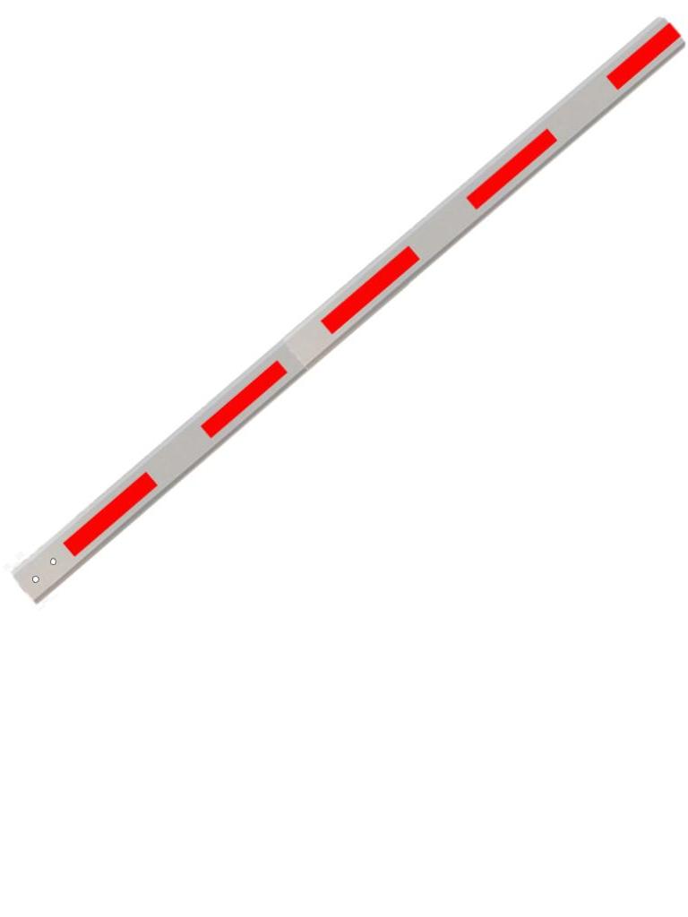 WEJOIN ARM6M - Brazo recto de 6 metros para barrera de 6 segundos