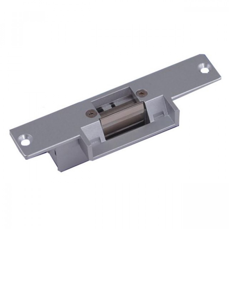 YLI YS130NO - Contrachapa electrica / Ideal para sistema de videoporteros y control de acceso / Funcion NO / 12  VDC