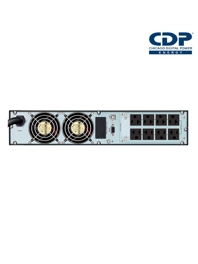 CDP-UPO113RT-UPS-Online-Rackeable-Pantalla-Rotativa-8-Contactos-4