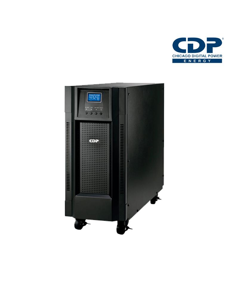 CDP UPO226AX- UPS DE 6KVA/ 5400W/ Onda senoidal pura/ No incluye configuración/ No incluye servicios adicionales/ Producto se cotiza con CDP084019