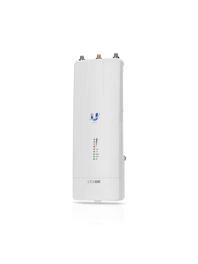 UBIQUITI LTUROCKET - Radio Estación Base PtMP LTURocket 5GHz / Exterior / 29 dBm / Rendimiento hasta 600 Mbps / Sincronización GPS /  Filtrado RF Propietario /