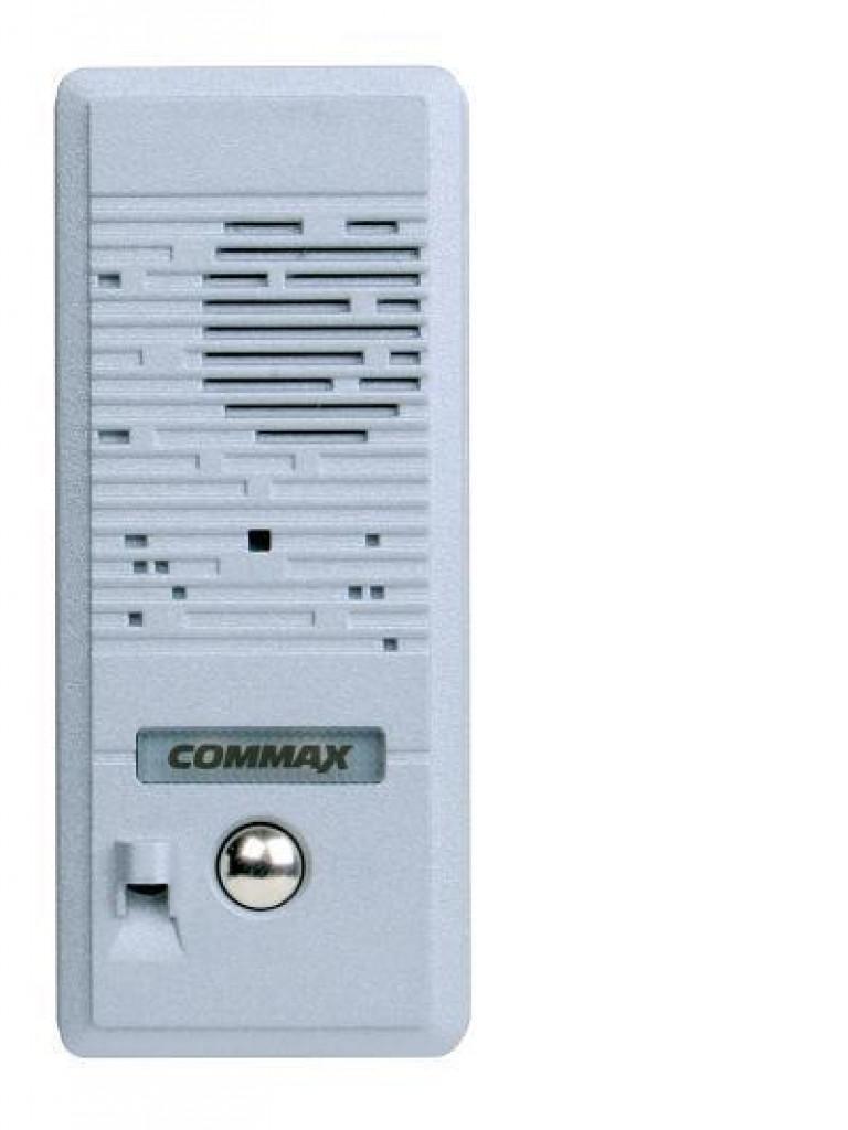 COMMAX aDRC4BP- CAMARA B/N PARA VIDEOPORTERO ANTIVANDALICA PARA EXTERIOR/ RESOLUCION 380 TVL/ VISION 90 GRADOS