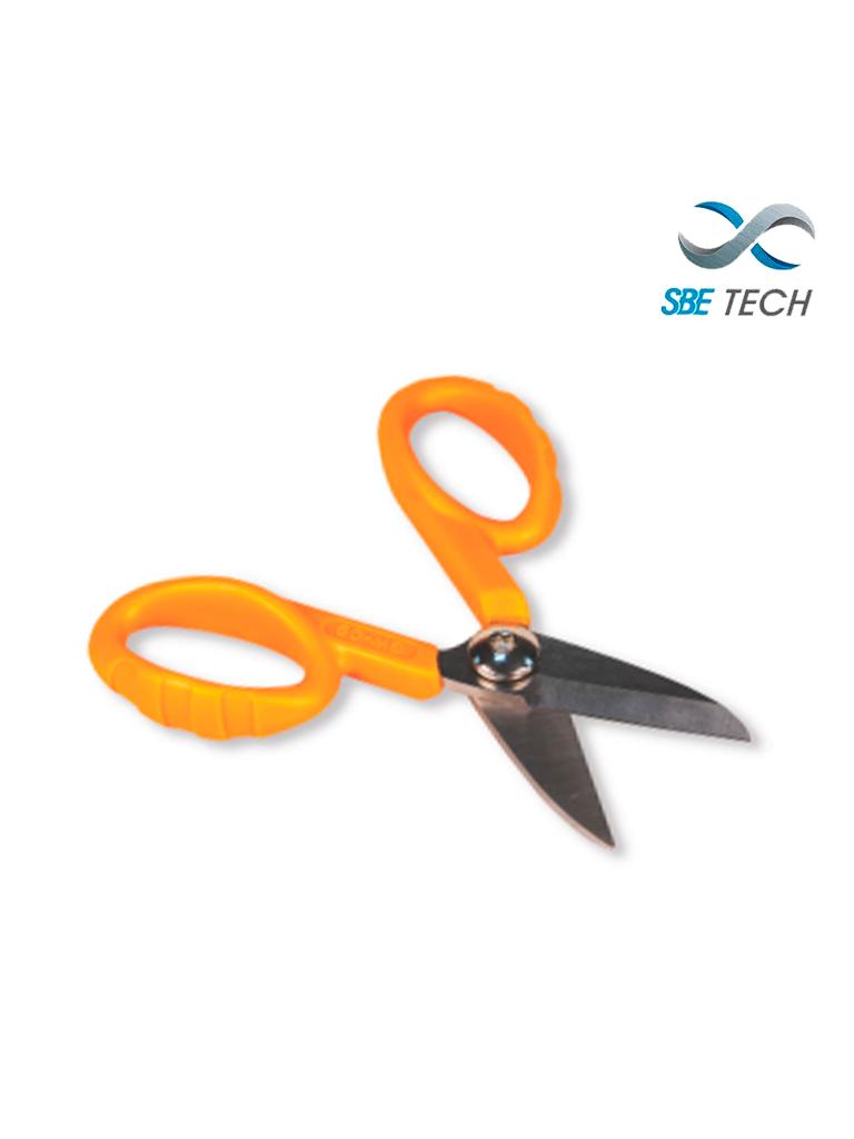 SBETECH SBE-KS-1 - Tijera Ergonómica para cortar Kevlar