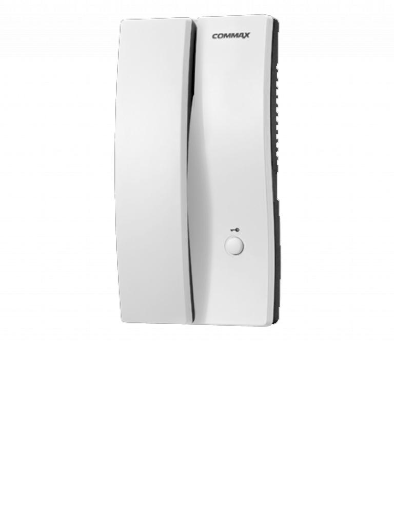 COMMAX DP2S - Interfon para audio portero con clave 29043 conexión directa a 2 hilos cuenta con función de apertura de puerta