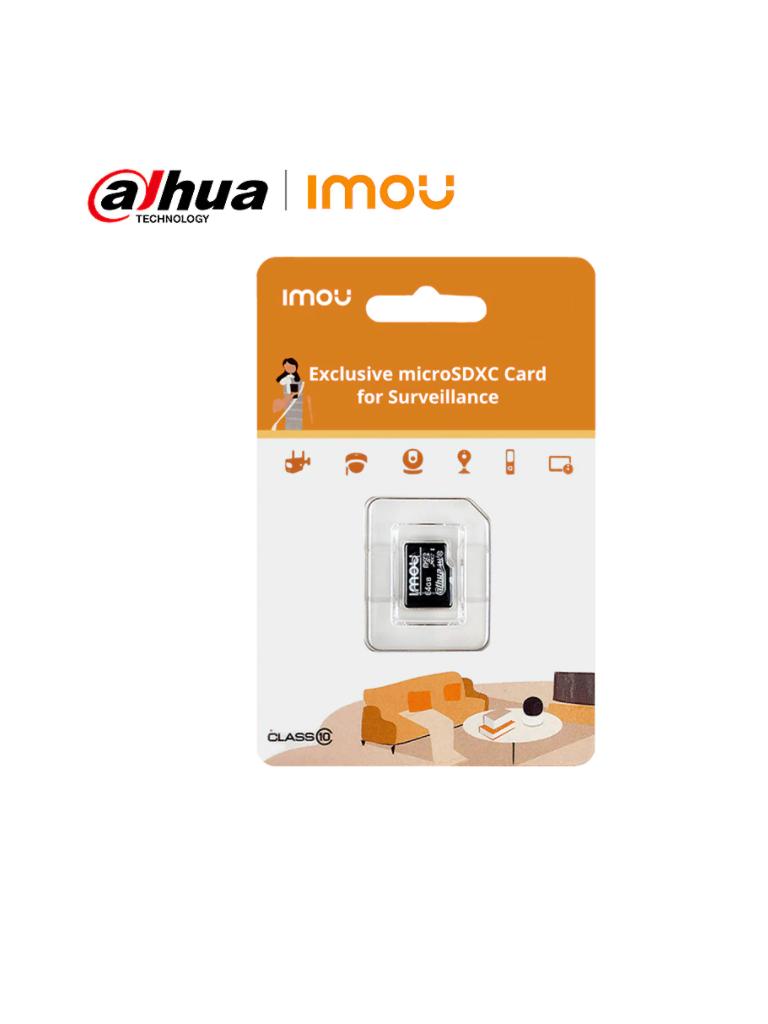IMOU - Memoria Micro SD 32 Gbytes para cámaras
