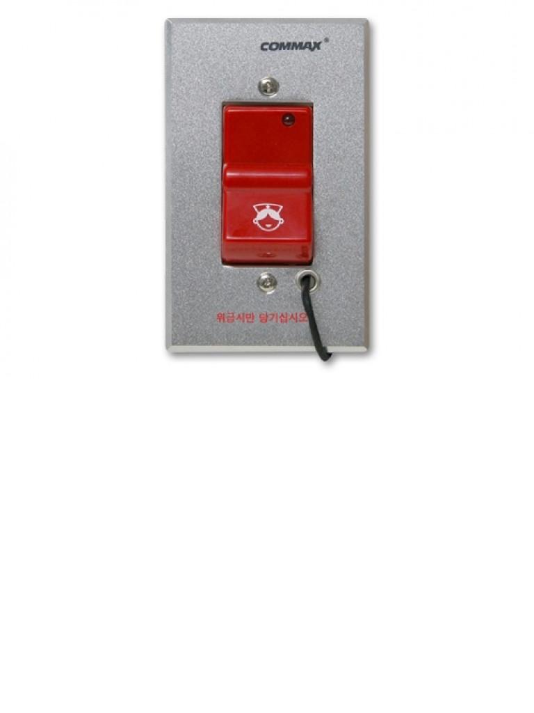 COMMAX ES410 - Switch de emergencia para sistema de llamado de enfermeria / Compatible con JNS4CS / Ubicacion en regaderas