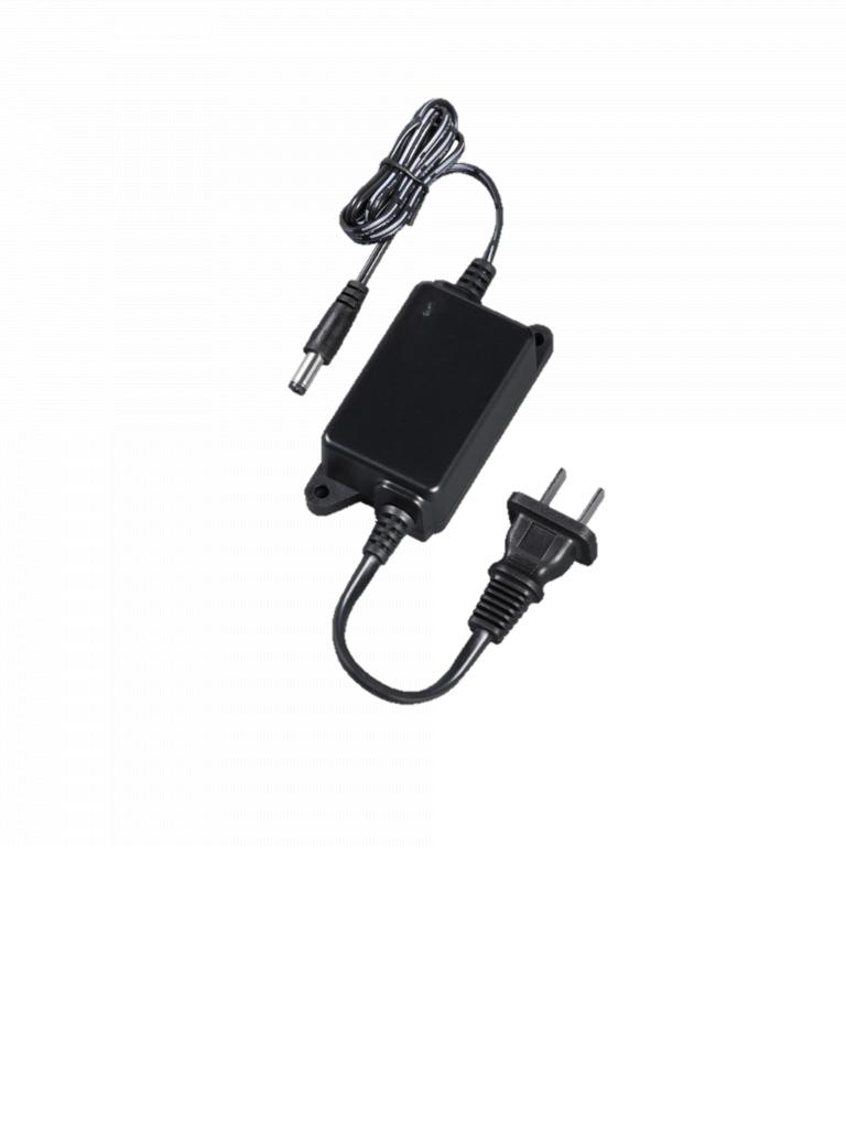 DAHUA PFM321 - Transformador de voltaje regulado / 12  VDC / 1 A MP / Indicador de funcionamiento / Proteccion de temperatura / Color negro