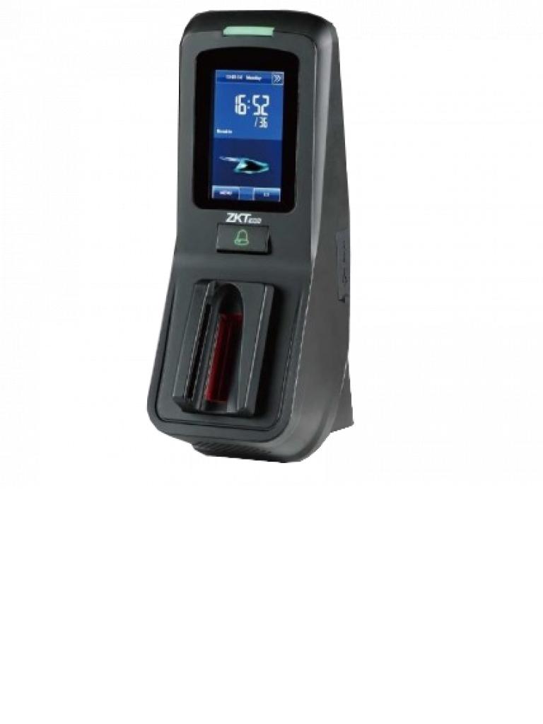 ZK FV200ID - Control de acceso y asistencia con reconocimiento de venas /  ID 125  Khz / 2000 Usuarios / Pantalla de 3 pulgadas