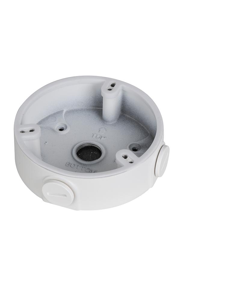 DAHUA PFA136 - Caja de conexiones para camaras domo DAHUA series H dB1 /  HDW1 / H dBW3 / H dBW2