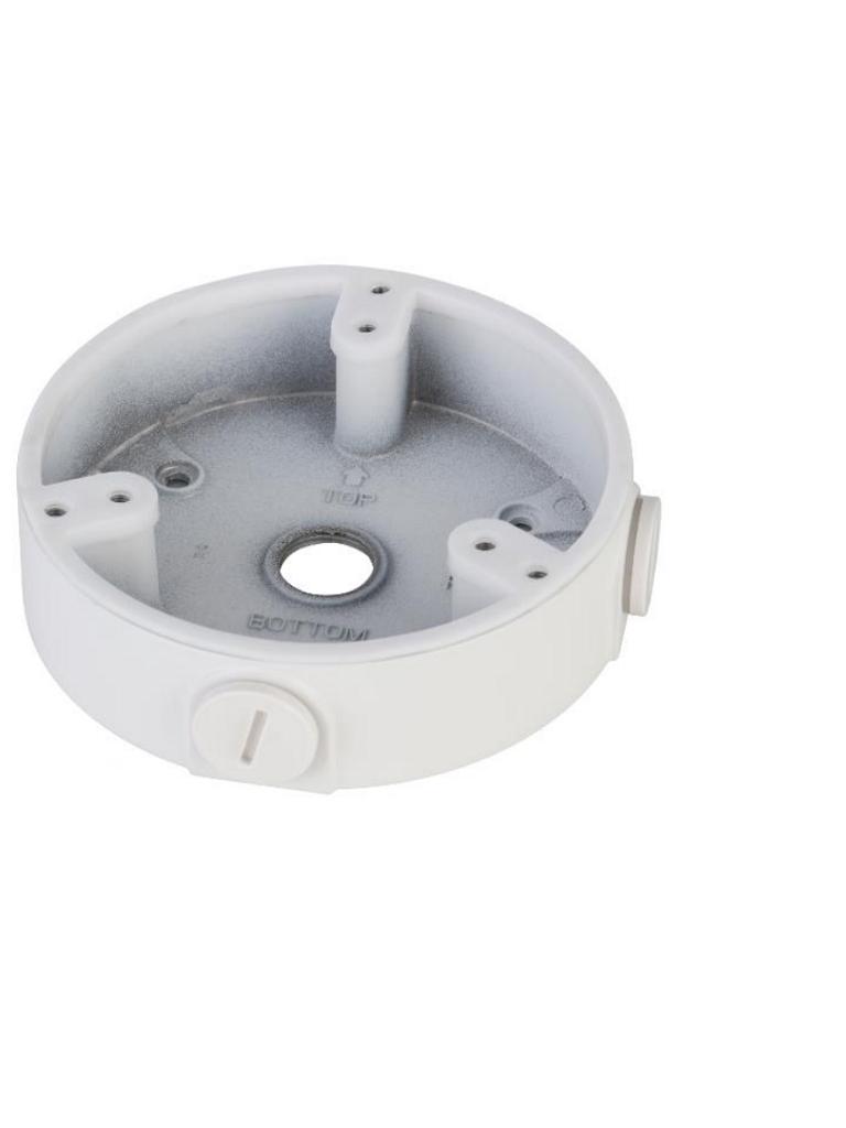 DAHUA PFA137 - Caja de conexiones compatible con series / T3A /  HDW8 /  HDW7 / H dBW4 / SD22 / D3A / H dBW6