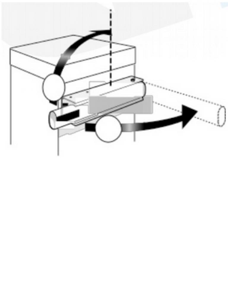 WEJOIN BASE2 - Abrazadera de impacto oscilante / Para fijar brazo de 3 metros 77302
