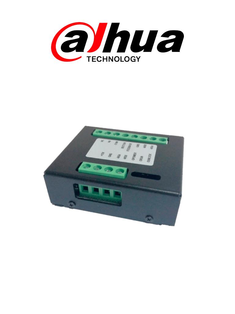 DAHUA DEE1010B - Modulo para controlar segunda puerta / Compatible con DAHUA VTO4202FX, VTO2202F-P- VTO2211G-WP, VTO2111DPS2, VTO2101EP /  RS485 #TocToc