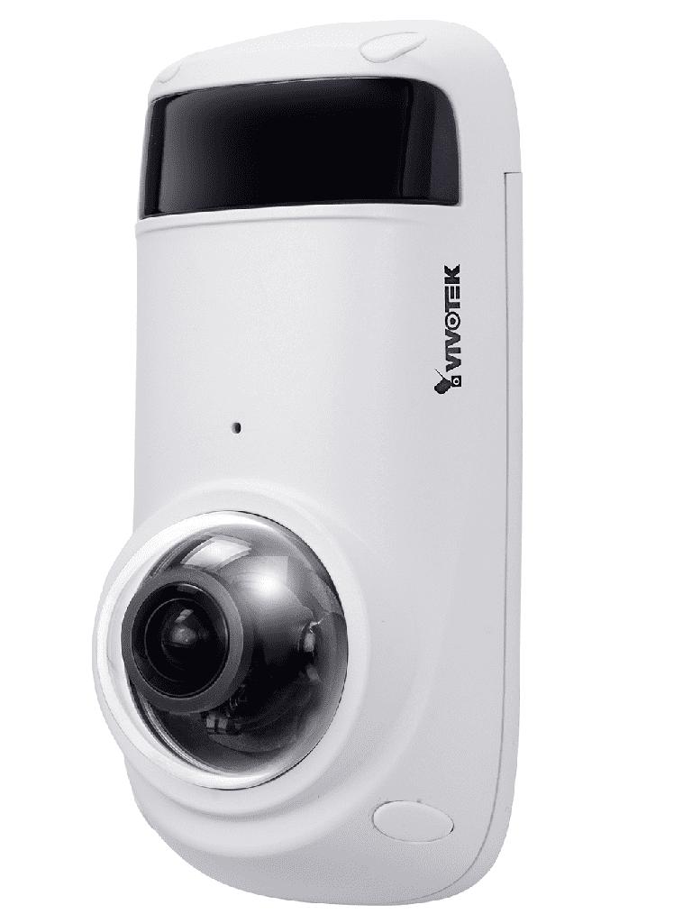 VIVOTEK CC9381HV - Camara IP panoramica 5  MP exterior /Vision Panoramica 180º /Full  HD / Ir 15M / Antivandalica / IP66 / WDRPRO /  PoE / H265 / Audio / SNV / 3DNR / IK107 #TVCalGritoDeMexico