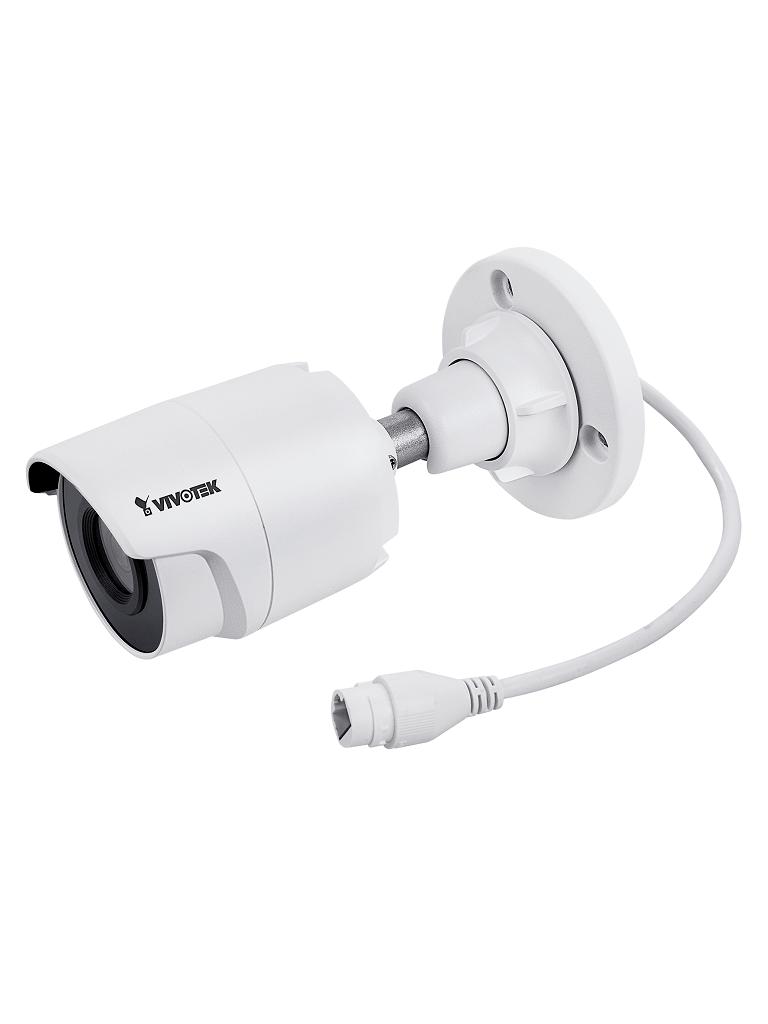 VIVOTEK IB9360H - Camara IP bullet exterior 2 MP / Lente fijo 3.6 mm / H265 / Ir 30  Mts / WDR Pro #HotSale