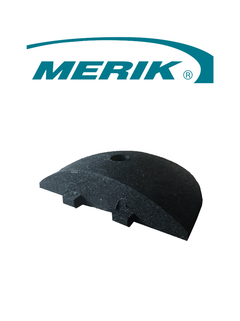 MERIK 16100E - Bisel para reductores de velocidad LIFTMASTER / 100% Caucho RECICLADO