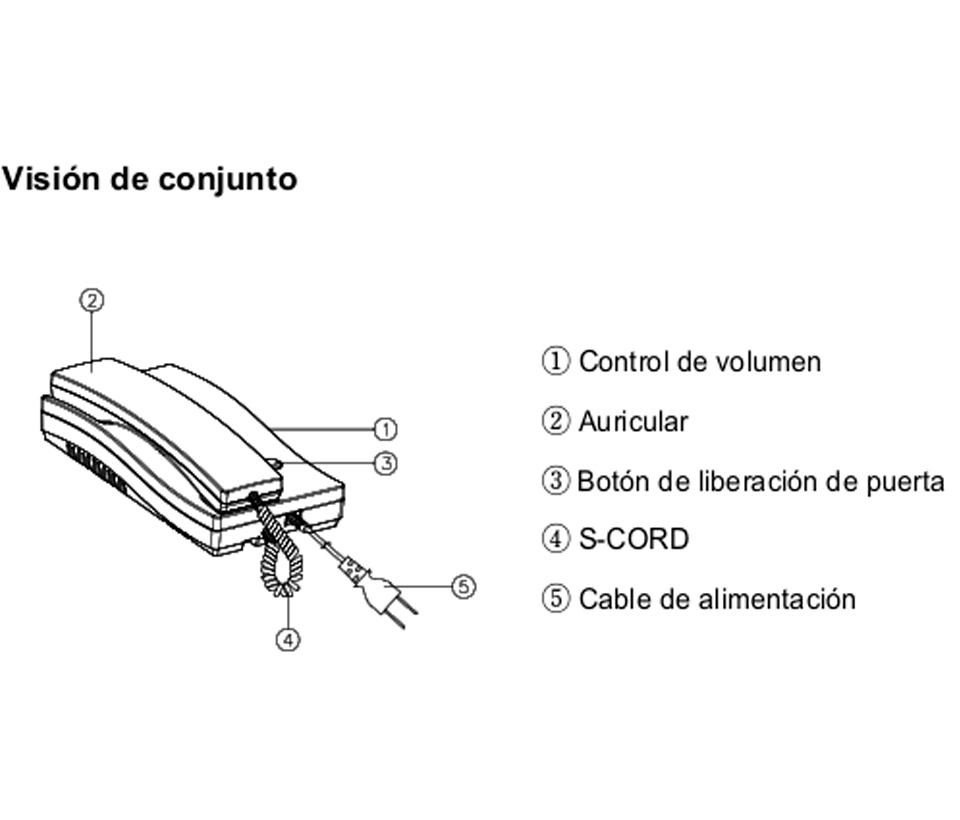 COMMAX-PAQDP2SGYS-Paquete-de-interfon-para-audioportero-Frente-de-calle-DP2G-Contrachapa-electrica-6