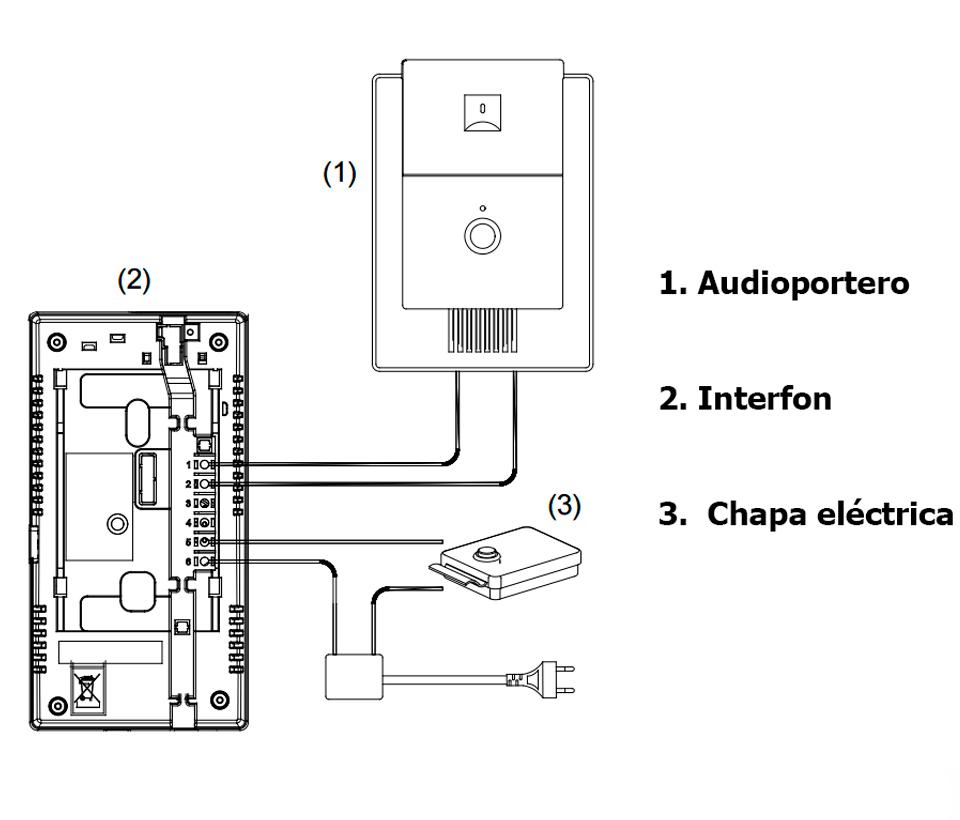COMMAX-PAQDP2SGYS-Paquete-de-interfon-para-audioportero-Frente-de-calle-DP2G-Contrachapa-electrica-7