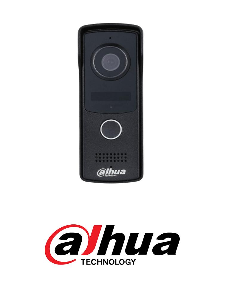 DAHUA VTO2010D- Frente de calle analógico  IP65 / IK07 / compatible con KTA01 #TocToc