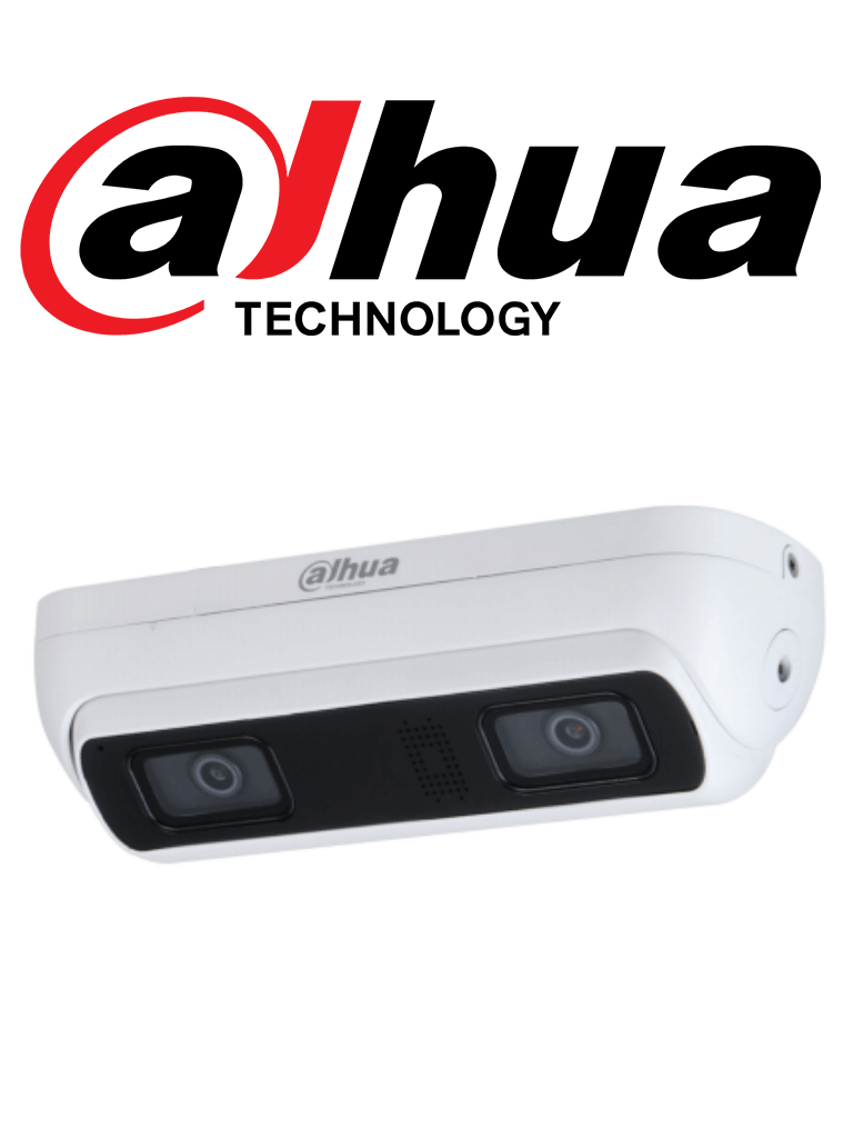 DAHUA IPCHDW8341X3D - Camara IP 3 MP / Conteo de personas / Tecnologia 3D / Alta precision / H265+ /  PoE / IP67 / Lente 2.8 mm / IVS / Ir 10 Mts/ #RETAIL