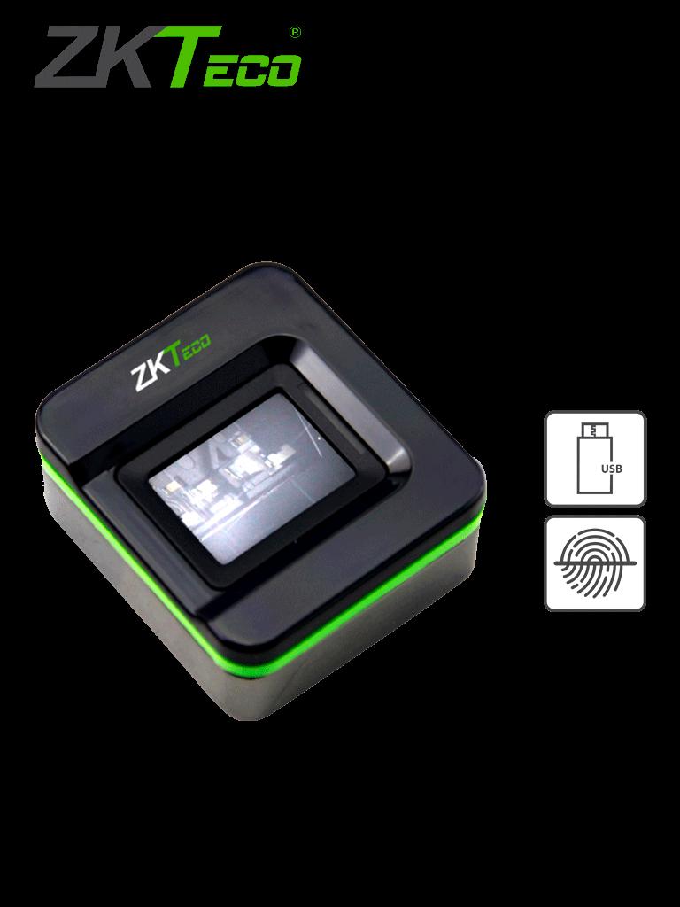 ZKTECO SLK20R - Enrolador Biometrico / SILK ID / Resolución 500 dpi / Conexión  USB