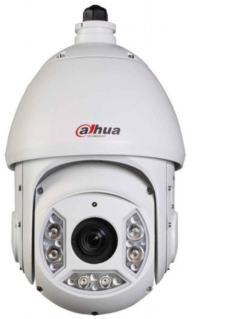 DAHUA SD6C230SHN- CAMARA IP SPEED DOME 30X/ 2 MP/ HD/ LUZ IR 100 MTS/ EXTERIOR IP66/ RANURA SD/ ECO SAVVY/ ONVIF/ HLC
