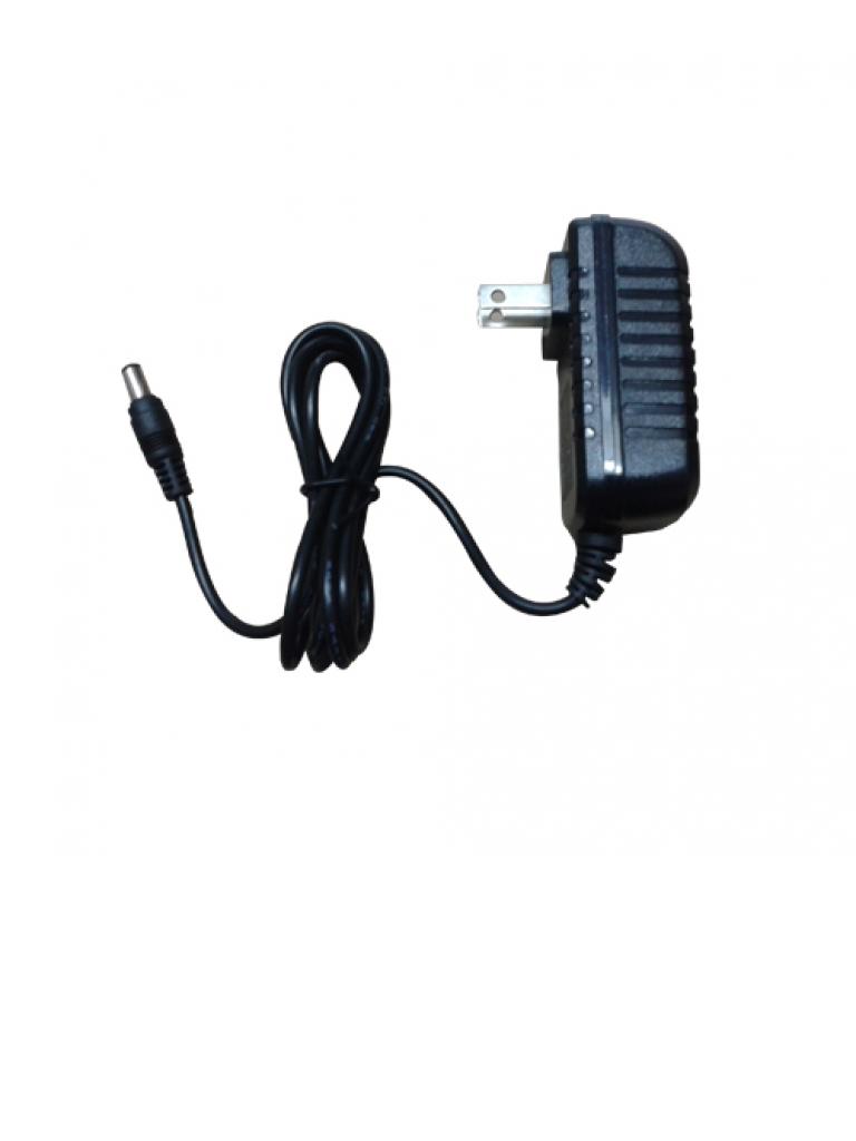 SAXXON uFP12VDC2A -  FUENTE DE PODER REGULADA / 12V DC/ 2 AMP/ CABLE DE 1.2MTS /