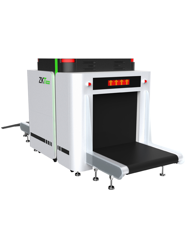 ZKTECO ZKX100100 - Sistema de Inspección por RAYOS-X / Túnel de 100 x 100 CMS / Ideal para Equipajes