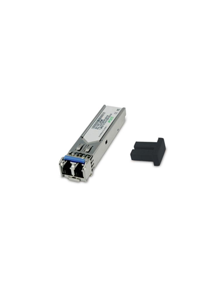 UTEPO SFP125G20KM- TRANSCEPTOR FIBRA PTICA SFP MONOMODO/ CONECTOR LC/ VELOCIDAD 1250MBPS/ HASTA 20KM DE CONEXIN