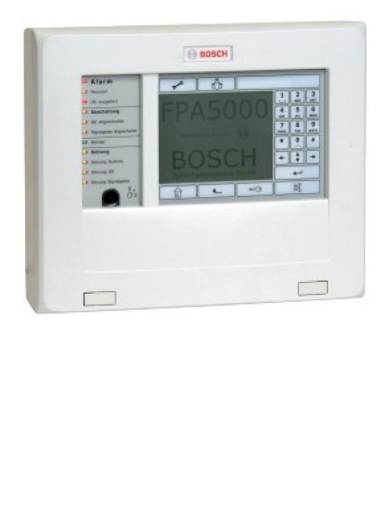 BOSCH F_FMR5000C02- TECLADO REMOTO VERSION EN ESP/ COMPATIBLE CON CENTRAL DE INCENDIOS FPA5000
