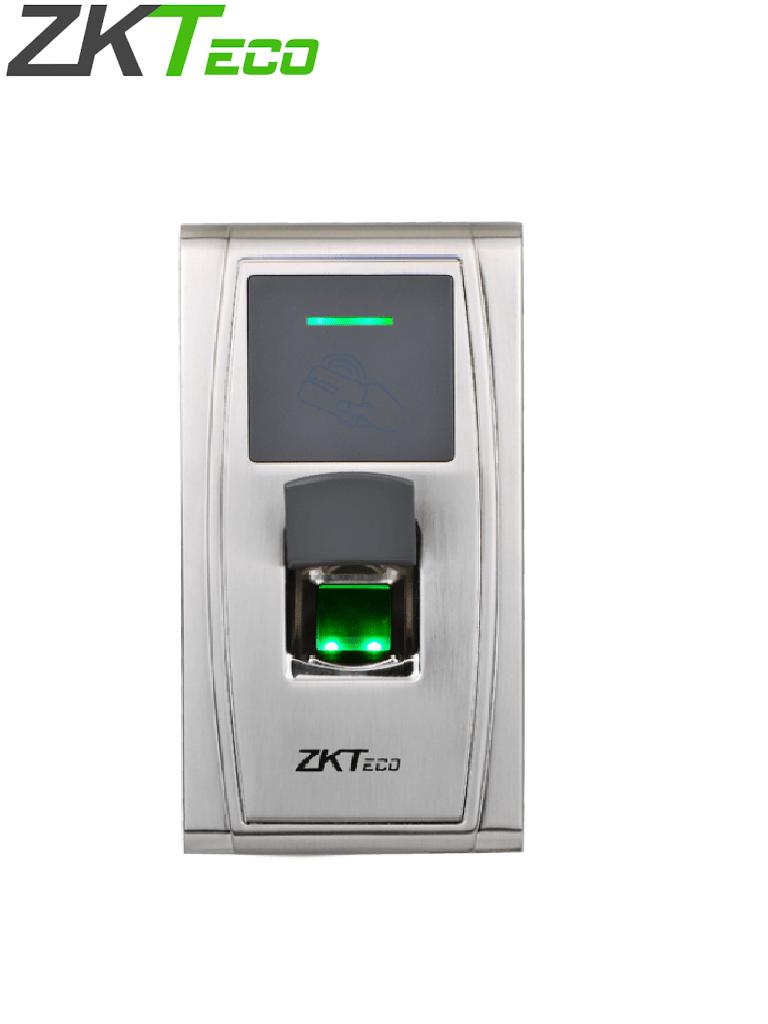 ZKTECO MA300 - Control de Acceso / 1,500 Huellas / 10,000 Tarjetas  ID / 100,000 Registros / TCPIP /  IP65 / Compatible con Software Gratuito ZK Access 3.5