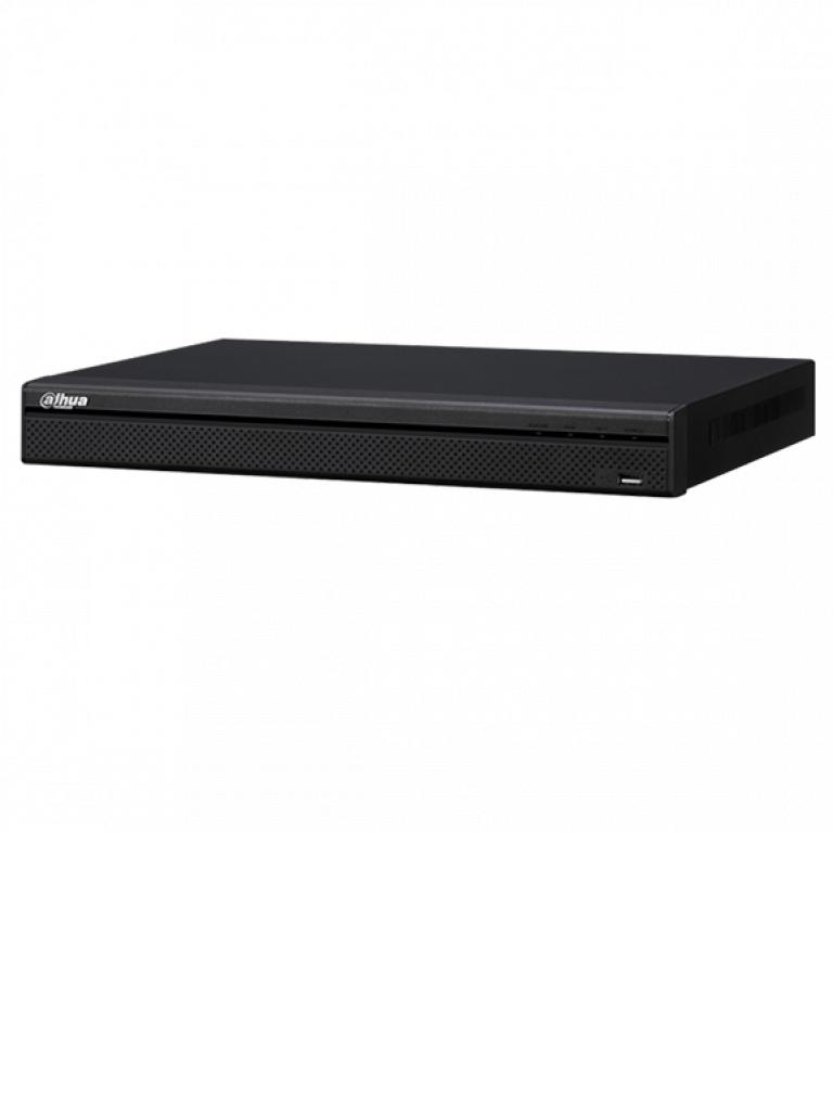 DAHUA HCVR7208AS2- DVR 8 CANALES HDCVI 1080P TRIHIBRIDO/TIEMPO REAL/2 CANALES IP/4 AUDIO/HDMI/VGA/P2P/ 2 INTERFAZ SATA/