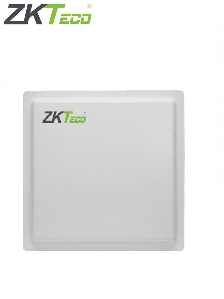 ZKTECO UHF5F - Lector de Tarjetas UHF / Encriptada / Lectura de 1 a 5  Mts / Compatible con ZTA582004  y ZTA151004 / Requiere Fuente TVN0830052