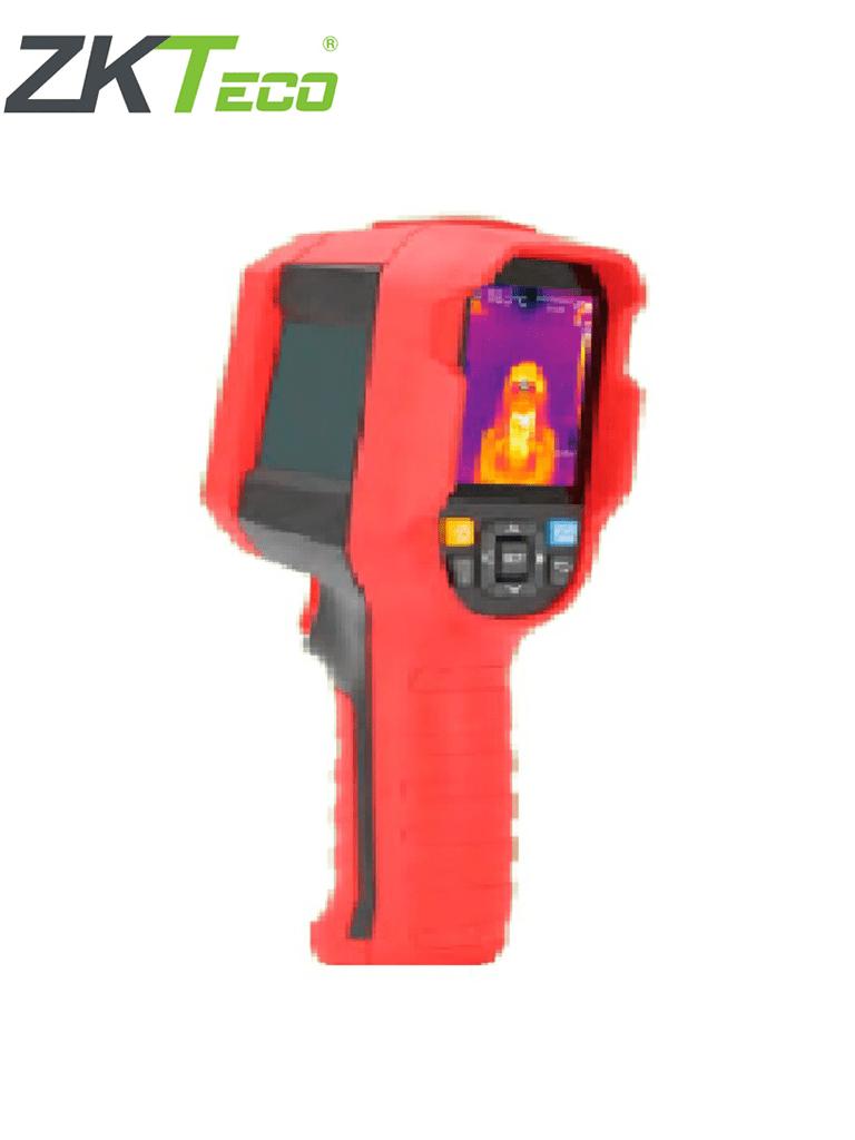ZKTECO 178K Plus - Cámara Termográfica infrarroja con alta resolución térmica / Medición de Temperatura / Antipandemia / Alarma de Alta Temperatura / No incluye Accesorio de Montaje / #COVID19