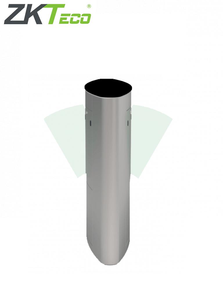 ZKTECO FBL5222 - FLAP BARRIER  Control de Acceso Peatonal / Lector de Huellas, Tarjeta y Panel Integrado / Soporta Tarjetas  RFID de 125 Khz